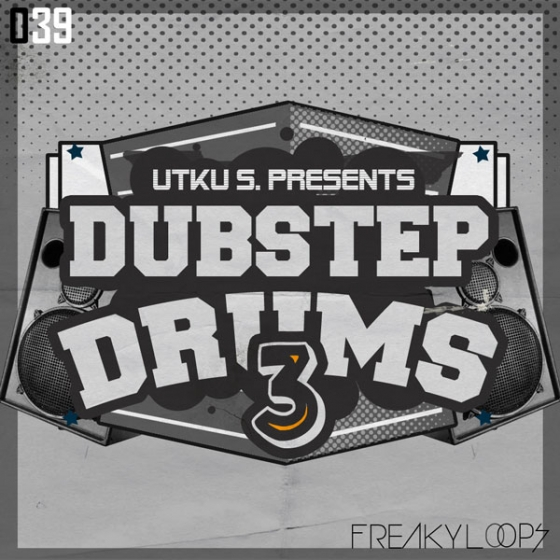 Freaky Loops Dubstep Drums 3 WAV-AUDIOSTRiKE
